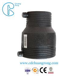 Fabrik passte China geliefertes HDPE Ölpipeline-Krümmer-Rohrfitting an