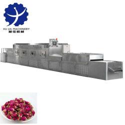 Mejor precio industrial aumentó un horno de microondas secador té