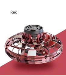 2020 Venda Quente Creative reduzindo a pressão Toy Scoot Mão Mãos Livres Drone Mini Aeronaves indutivo de helicópteros voam Nova arvorando o rotor