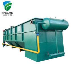 Tratamiento de Aguas Residuales Daf el tratamiento de aguas residuales de procesamiento de alimentos