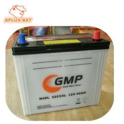 Plomb-acide de début de l'alimentation 12V Auto charge sèche de la batterie N40L