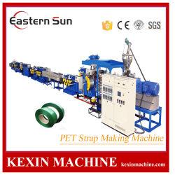Kexin machines haute capacité Feuille d'emballage PET attache en acier de la courroie d'Extrusion de cerclage de la machine de l'équipement de l'extrudeuse
