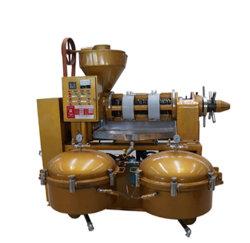 L'air de l'huile du filtre à huile de pression de presse avec filtre à huile de pression d'air