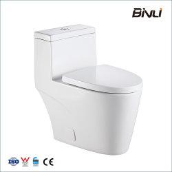 [سنيترويوون] [وك] [تورنادو] [س] مصيدة 300 واحدة قطعة خزفية مددت مرحاض حمام مع مقعد UF