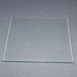 Optisches Kristallfenster CaF2/flach/Oblate