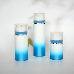 30ml 50ml 80ml cosmétique plastique vide de la pompe de pot de crème de la pompe de traitement de la Pompe à lotion bouteille récipient bouteille Airless