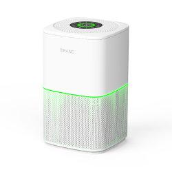 Lampe UV portables domestique OEM purificateur d'air du filtre à air Filtre à air avec filtre HEPA vrai