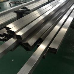 18 مقياس 1.4529 أنبوب مستطيل مستطيل من الفولاذ المقاوم للصدأ