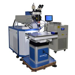 Máquina de Reparo de Solda a Laser YAG de Alta Qualidade para Reparo de Molde E Soldador de Sensor de Joias de Ouro
