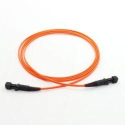 MTRJ-MTRJ fibre optique multimode duplex 2.0mm Patchcord 1m