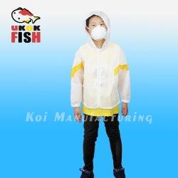Дети&Кампания просрочена; защитные Coverall детей защитную одежду водонепроницаемый костюм