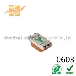 2 der Garantie-0603 SMD LED des weißen roten grün-blauen des Gelb-1W 0603 SMD Jahre Chip-LED