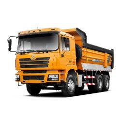 شاحنة تفريغ Shacman F2000 F3000 H3000 6X4 380HP 420HP 10 تستخدم أداة العب ذات العجلات سعة 40 طنًا متريًا الجنازير ذات الخدمة الشاقة Tipping Tipper سعر الشاحنة للبيع