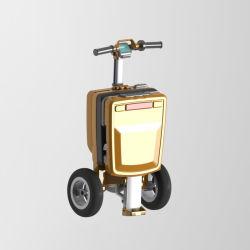 Cheap désactivé le pliage 3 roue Tricycle scooter de mobilité électrique de puissance