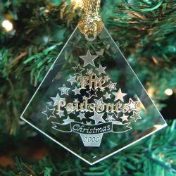 Продажи на заводе хрустальное стекло висящих орнамент подарок на Рождество свадебные украшения