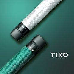 2021 تيكو بالجملة الأنا 300 أطمة يمكن إعادة لبها الأتومة ميني فاب قلم