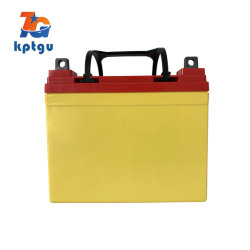 12V AGM Batterie Blei Säure Batterie Power Storage mit gut Widerstand gegen hohen Strom