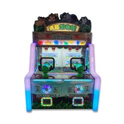 لعبة الرماية التي تعمل بقطع النقود المعدنية لعبة الأطفال آلة