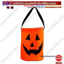 Parte de la bolsa de regalos de productos de la bolsa de embalaje de calabaza de Halloween Bolso Productos en promoción (B4042)