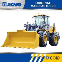 XCMG 공식 제조업체 5톤 중국 최고의 브랜드 휠 로더