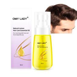 Omy Lady riparare i capelli danni non è necessario lavare le mani Dopo l'applicazione rafforzare capelli naturale Limone cura dei capelli olio essenziale