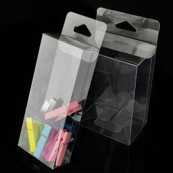 Складные прозрачной пластиковой продовольствия для робот MACARON