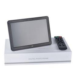mando a distancia Caja de Regalo Blanco y Negro de 8 pulgadas IPS Digital Photo Frame Picture Album