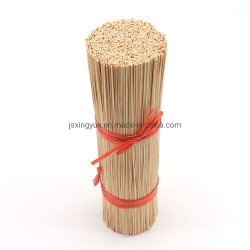 종교적인 사용을%s 자연적인 색깔 향 대나무 지팡이