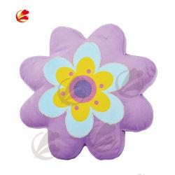 Útil chilrear profissional personalizado impressão 3D macio travesseiro de flores