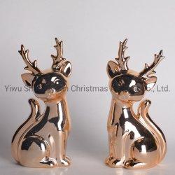 Céramique pour des vacances de Noël fête de mariage decoration de fournitures ornement du crochet de dons d'artisanat