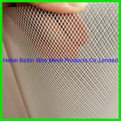 جودة الجملة الديكور الفولاذ المقاوم للصدأ / الألومنيوم الموسّع الأسلاك المعدنية المبروزة النسيج الشبكي