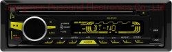 Автомобильный монитор звука автомобильной аудиосистемы автомобиля DVD плеер с FM-SD USB Bluetooth