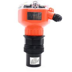 Ультразвуковой датчик уровня воды с кривой радиолокационный датчик уровня для речных RS485