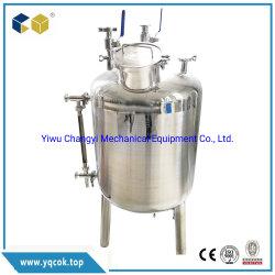 Воды молоко топливо жидкости системы охлаждения двигателя из нержавеющей стали в процессе ферментации извлечения контейнера цилиндра для хранения заслонки смешения воздушных потоков