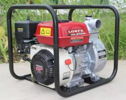 تعمل بواسطة Gx160؛ هوندا Gx160 Gx200 2 بوصة 2 بوصة 2 بوصة 3 بوصة 3 بوصات 3 بوصات 5.5HP 6.5HP مضخة مياه البنزين Wl20xh Wl30xh Seh-50X Seh-80X Wl20xh Wl30xh