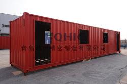China 20/40ft modulares personalizados Estrutura de aço Mobile Contêiner House