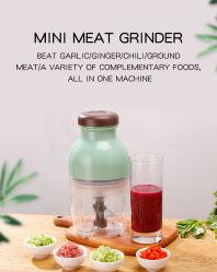 Mini Electric Ice fruit juicer moedor de carne misturador alimentos liquidificador E processador de alimentos