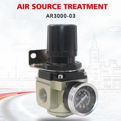 Ar3000-02, 03, 06 источника воздуха обращения единиц пневматических компонентов Frl Регулятор сжатого воздуха регулятор давления воздуха