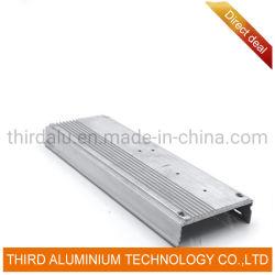 Мощный светодиодный алюминиевый радиатор экструзии алюминиевых профилей