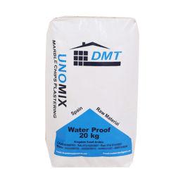 고강도의 라미네이트 고품질 양쪽 Bopp 필름 인쇄됨 시멘트 포장 백 플라스틱 밸브 시멘트 백