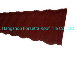 سقف متموج ورقة أرخص سعر حجارة مطلية على السطح ساخنة مواد السقف لديكور السطح