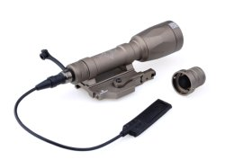 Evolución de la noche M620p luz táctico con Adm Qd de montaje de bloqueo automático de brillo alto Linterna táctica de caza