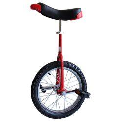 """16인치 자전거 자전거 알루미늄 림 1륜 자전거 16"""" 모노시클 유니시클"""