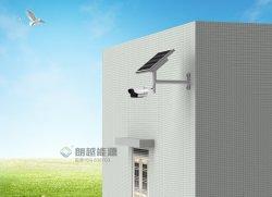 Telecamera 4G a energia solare 2MP/1080P con distanza di sorveglianza esterna 10 m con TVCC Videocamera di sicurezza WiFi
