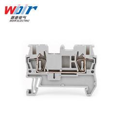 Механизма со стороны пружины оборудования разъема серого цвета контакт индивидуальные 1,5 мм разъема , провод 2-пути
