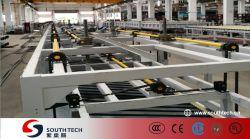 Горизонтальный Southtech непрерывной модели высокой мощности передачи технологии плоского стекла солнечной энергии ужесточения печи (СНГ)