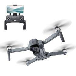 طائرات بدون طيار مزودة بكاميرا مزودة بتقنية WiFi FPV عريضة الزاوية قابلة للطي بدقة 1080p طائرة هليكوبتر صغيرة عالية الدقة من طراز Drone بدقة 4K من طراز Drone