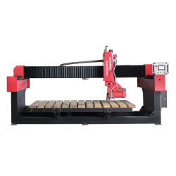 Stone Machinery Manufacturer for Marble Cutting/ Bridge Stone Cutting machine Voor Marble&Granite
