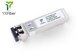 10g y 850nm y 300m Módulo óptico SFP+ con conector LC dúplex y la función de DDM, MMF, Compatible con Juniper