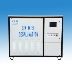 15 m³ /dia eficientes equipamentos de tratamento de água salgada